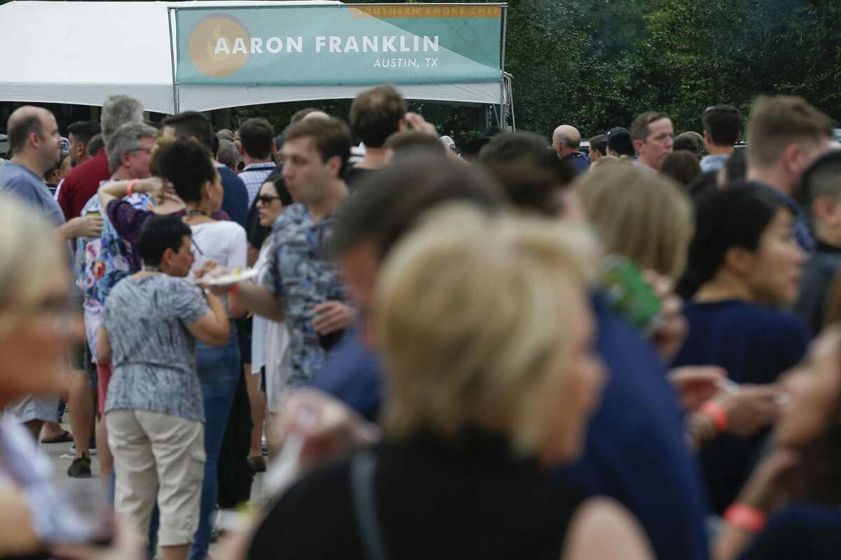 More than 1,500 people attended Southern Smoke in 2018.