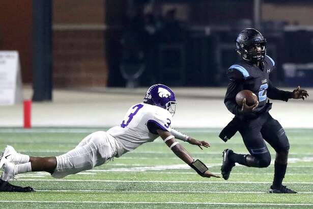 Shadow Creek High's fans have had a fun year watching the Sharks speed past opponents en route to a 10-0 season and their first playoff appearance.