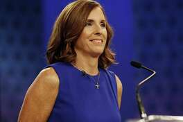 Though U.S. Rep. Martha McSally, R-Ariz., embraced President Donald Trump, she lost - arguably because she embraced Trump.