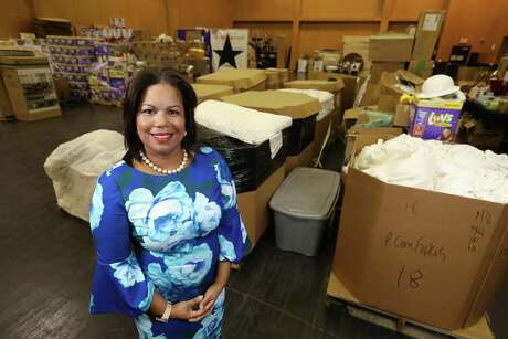 Bread of Life, Inc. CEO Catherine Garcia Flowers came to Houston following the devastation of Hurricane Katrina in Louisiana. She was perfectly positioned to help when Hurricane Harvey hit.