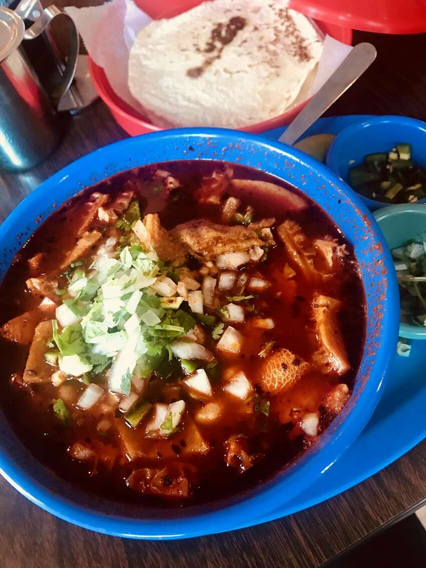 2.Puebla's Mexican Kitchen The Heights Address:6320 N Main St Sample review: