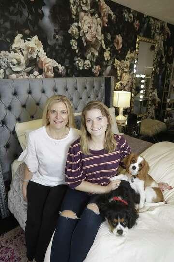 Interior designer gives young patients a healthier