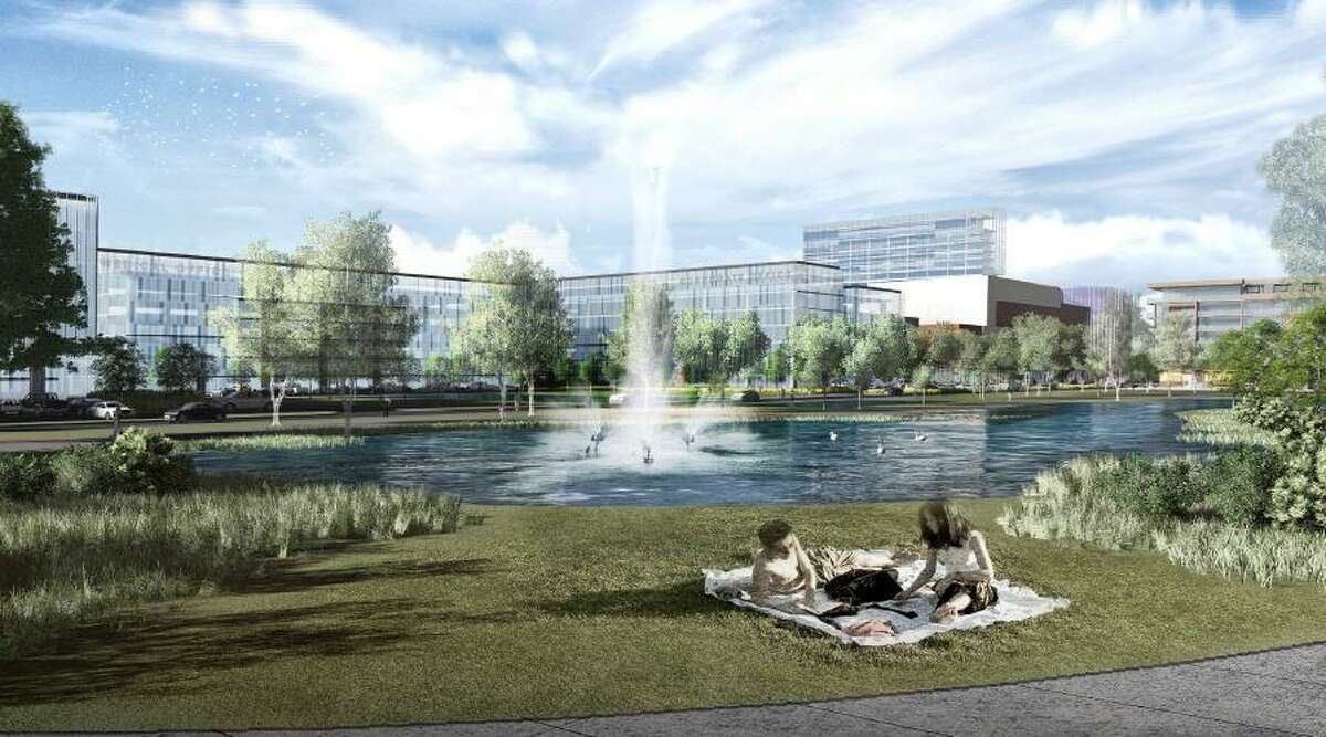 The Shenandoah City Council on Wednesday approved permits to continue development at the future MetroPark Square shopping center just east of Interstate-45. The council approved a site plan for Phase 2 of the 69-acre development, which includes a five-story, 148-room Hyatt House extended stay hotel, which is reported to have features including suites, single-bed guest rooms, a bar and lounge and social spaces. The Sam Moon Group is planning and building the development, which will include apartments, hotels, entertainment, retail, restaurants and high-rise office buildings.