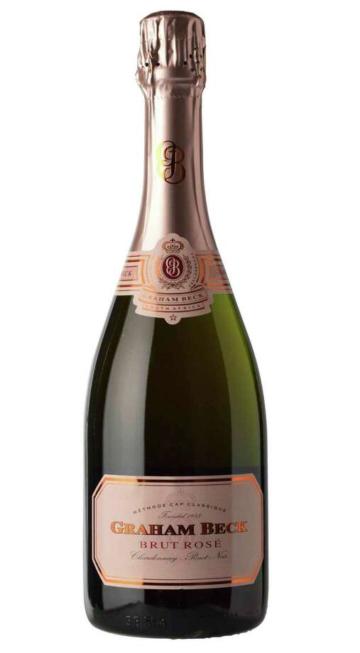 Graham Beck Brut Rosé, Robertson NV Photo: Courtesy Photo / Courtesy Photo