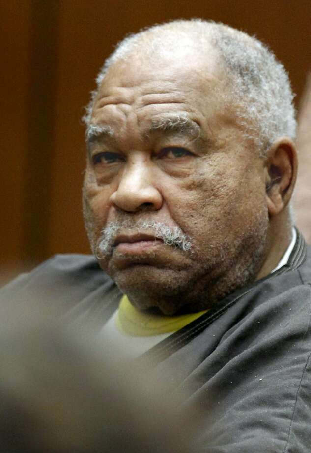 In this Monday, March 4, 2013 file photo, Samuel Little appears at Superior Court in Los Angeles. Little, who has confessed to killing more than 90 women across the U.S. has been indicted in Cleveland for the strangulation deaths of two women decades ago. Cuyahoga County Prosecutor Michael O'Malley on Friday, May 31, 2019 said 78-year-old Samuel Little confessed to killing 21-year-old Mary Jo Peyton in 1984 and 32-year-old Rose Evans in 1991. Photo: Damian Dovarganes, Associated Press