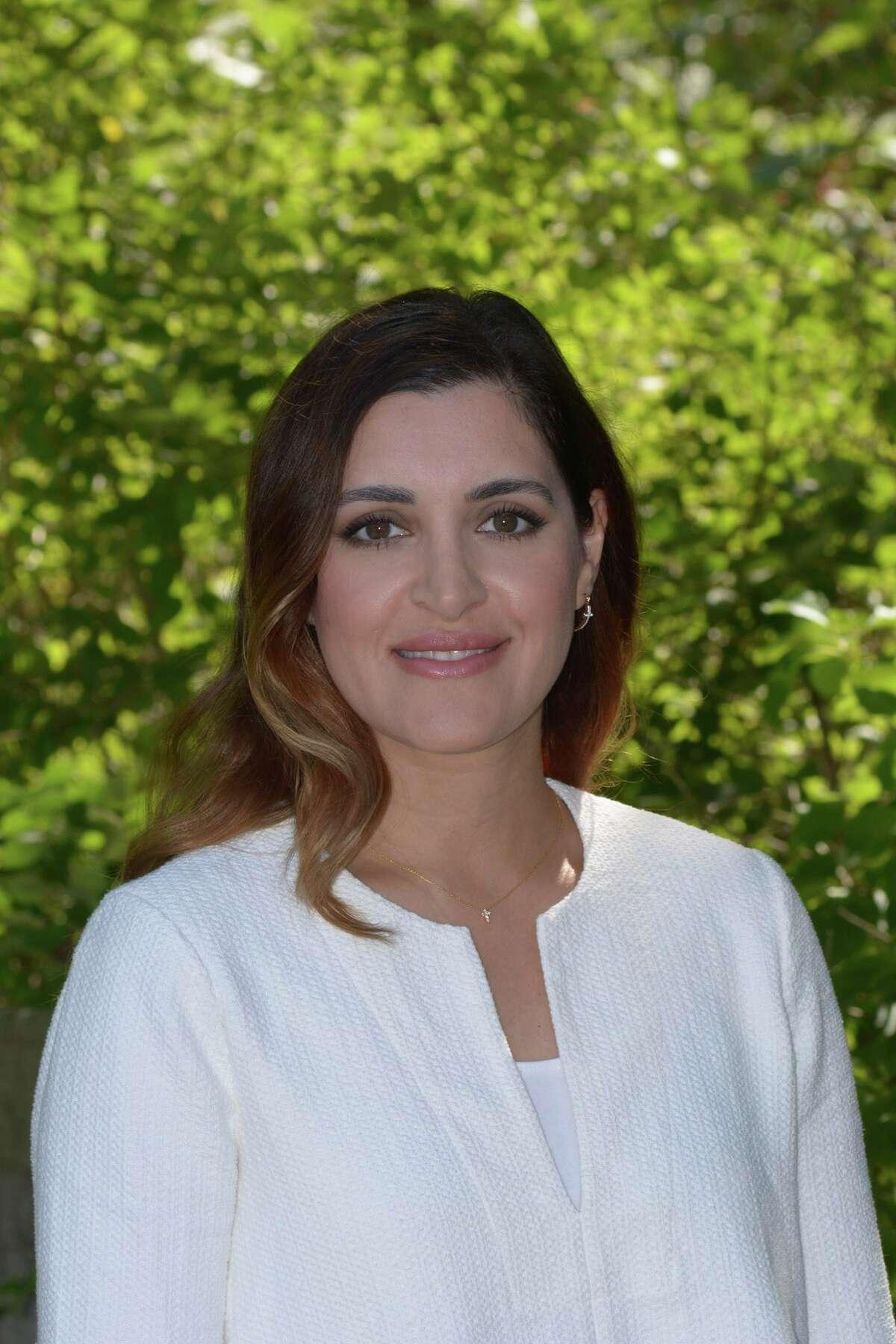 Niskayuna Supervisor Yasmine Syed.