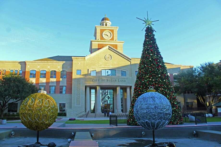 Sugar Land Christmas Tree Lighting scheduled Nov. 30
