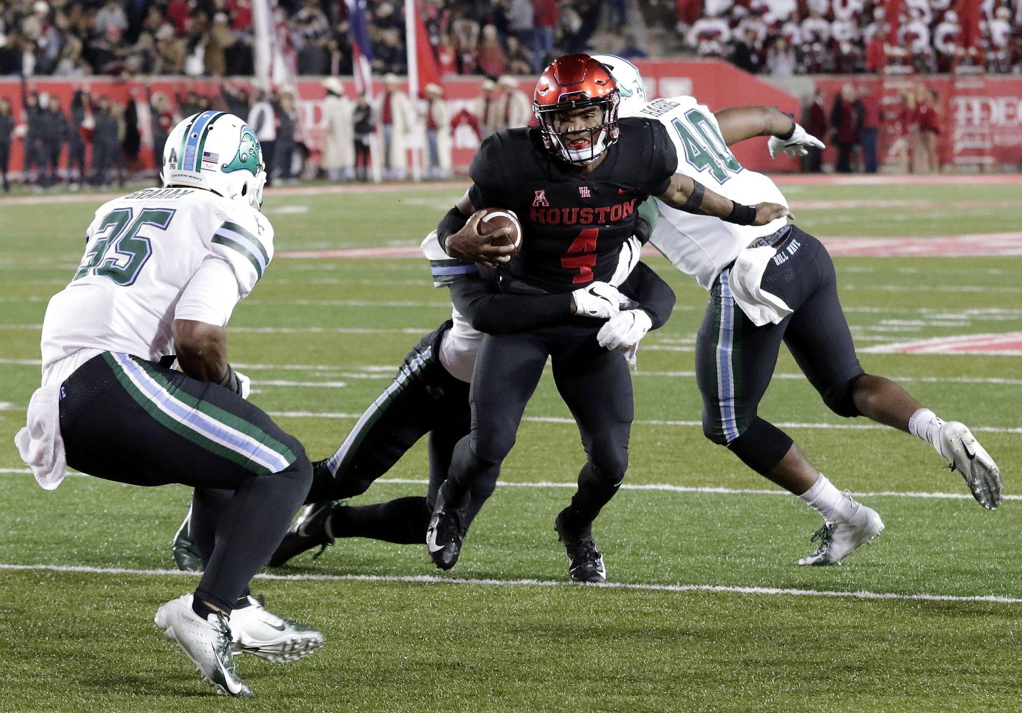 Houston Cougars Football | Bleacher Report | Latest News ...