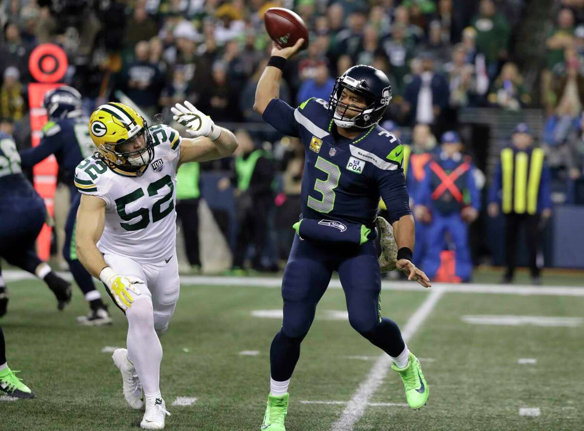 Does having to face Russell Wilson and your own offense in practice prepare you in facing the Panthers, in terms of covering the zone-read play?