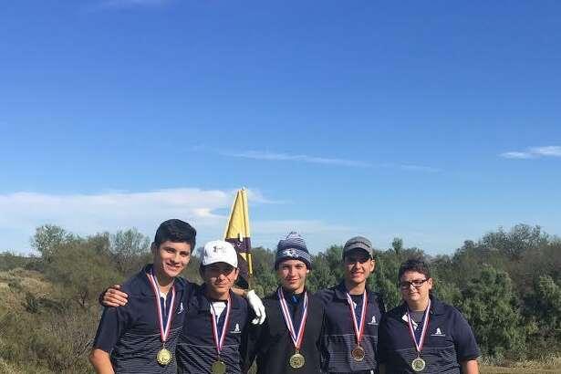 The Alexander boy's golf team won a tournament at The Max Thursday.