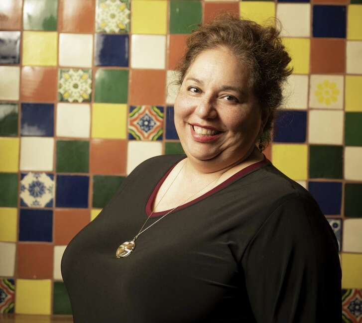 Jennifer Gonzalez is the executive director of the affordable housing nonprofit Alamo Community Group.