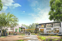 A 12-acre former industrial site in the Heights is slated to become a high-end retail and office project.