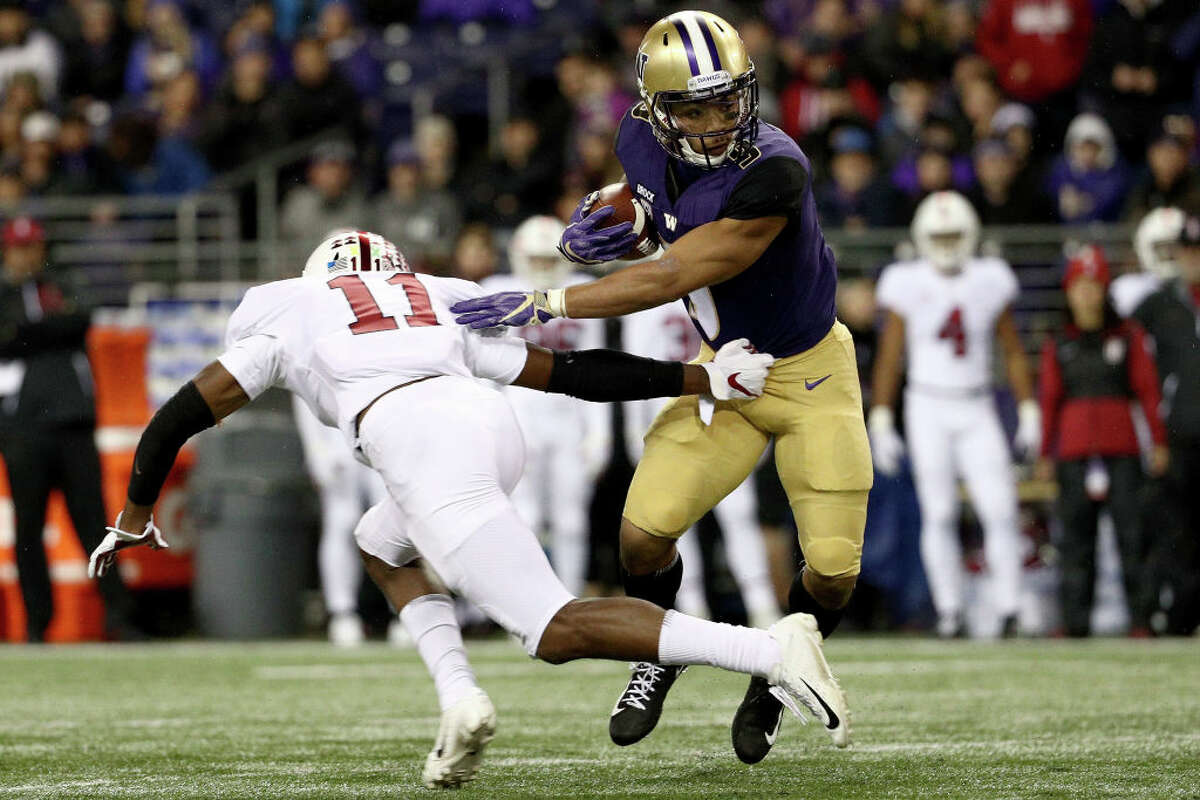 Myles Gaskin vs. Oregon State's run