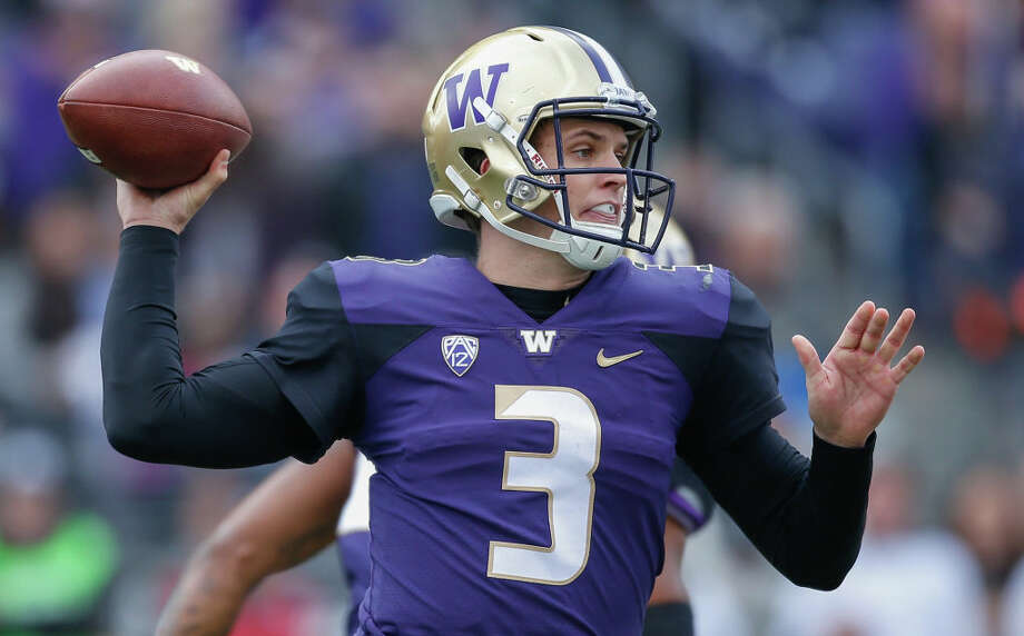 Jake Browning vs. himselfIt's no secret that Browning hasn't exactly been lighting up the competition this year. The senior (who is UW's all-time leader in touchdown passes and will almost certainly take the crown for passing yards before the year is out) has completed a solid 63.6 percent of his passes, but that doesn't tell the whole story. He holds a mediocre 13/8 TD/INT ratio, with more than a third of those picks coming in the team's trio of losses.It's tough to pin down what exactly has changed with Browning this season – I still think he's a supremely talented player and an even better leader. My best guess would be that his confidence just isn't there anymore – something that can trip up even the best players.With under 200 yards passing in each of his last three games, it feels like Browning could be primed for a breakout week against a porous Oregon State defense that's been allowing 271.3 passing yards per game. They've also given up 29 passing touchdowns. With the Huskies' conference championship hopes on the line, it'll be up to Browning to get over whatever hurdles –mental or otherwise– and get the job done.  Photo: Otto Greule Jr/Getty Images / 2018 Getty Images