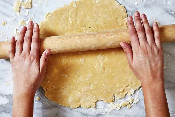 How to make a pie crust: Patches are fine; fear not.
