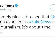 President Donald Trump's ongoing battle with CNN goes back years. Here are recent tweets slamming the news organization.