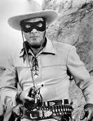 Clayton Moore, who played the Lone Ranger on television, dies