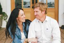 "Waco couple Joanna and Chip Gaines of HGTV's ""Fixer Upper."""