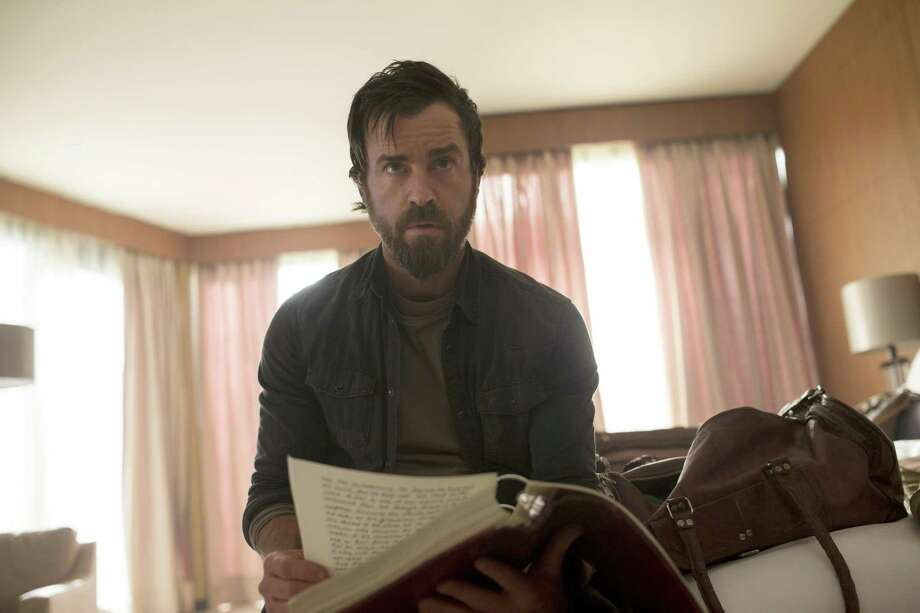 "Justin Theroux as Kevin Garvey in ""The Leftovers."" Photo: Ben King / HBO / HBO"