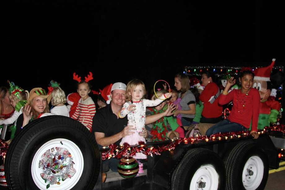 Pearland's Hometown Christmas Parade is scheduled for Dec. 1. This year's event will focus on the city's upcoming 125th anniversary, with floats themed to the community's history. Photo: KRISTI NIX / The Journal / The Journal
