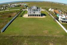 This Galveston property is set to go to auction with no reserve.