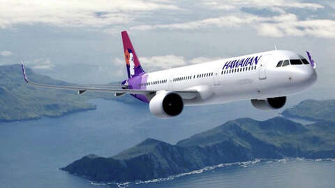 PA Hawaiian Airlines Flight From Honolulu To New York Was Rerouted Thursday Night