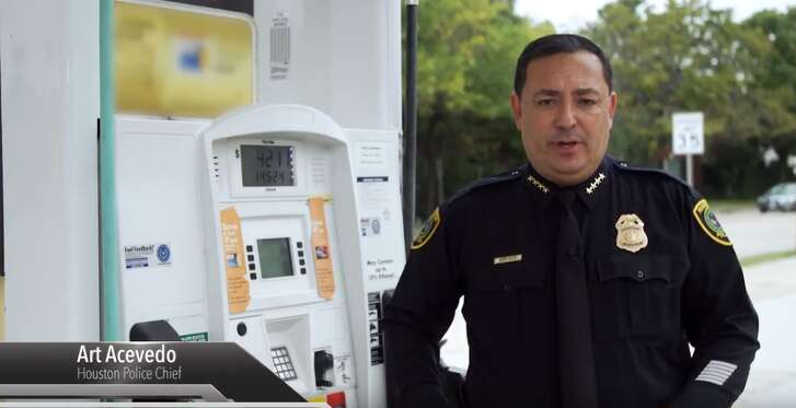 Houston Police Chief Art Acevedo released a short video about ways to avoid getting skimmed at the gas pumps.  >>> See where the most skimmers were found in Houston so far this year