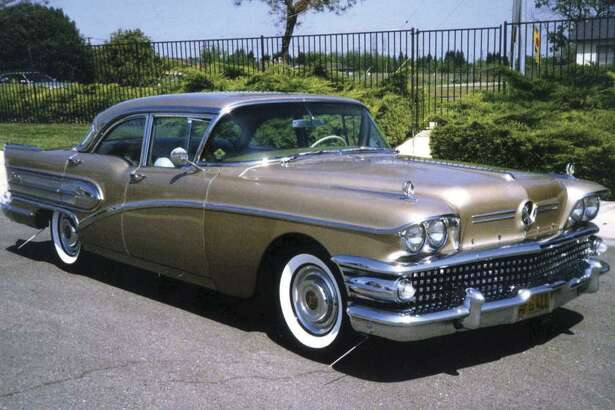 Earl Welch discovered the Buick Century had been purchased new by the seller's great grandparents. They took excellent care of their Buick and when the great grandson inherited it, he put it up for sale.