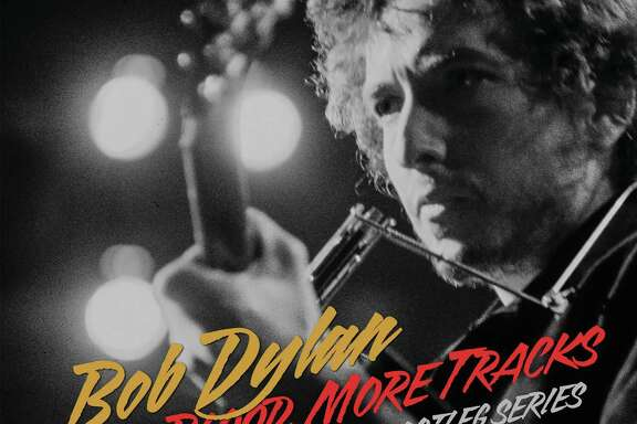 "In an undated handout photo, the cover of Bob Dylan's Bootleg Series release ""More Blood, More Tracks."" The 14th Bootleg Series release gives the songs on Dylans 1975 album Blood on the Tracks a revealing close-up, illuminating the spare versions that might have been."