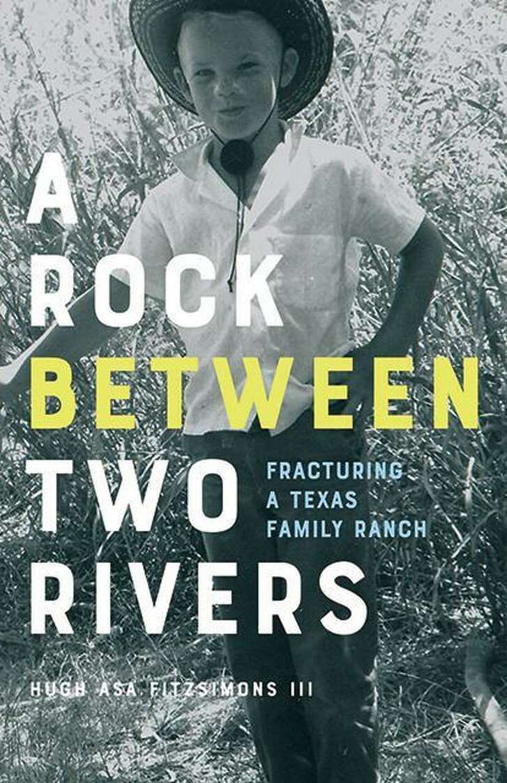 """A Rock Between Two Rivers"" by Hugh Asa Fitzsimons III"