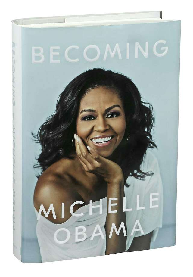 "Michelle Obama's ""Becoming"" Photo: SONNY FIGUEROA, STF / NYT / NYTNS"