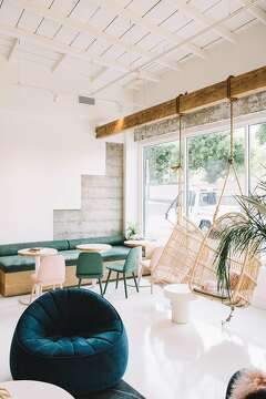 Sleek Marin Coffee Shop Serves Up Lattes And A Play Space For Kids
