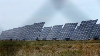 Texas is expected to double its solar electricity output next year and then again the year after that, further transforming the state's energy mix and pressuring traditional power generators that bet heavily on natural gas-fired power plants.