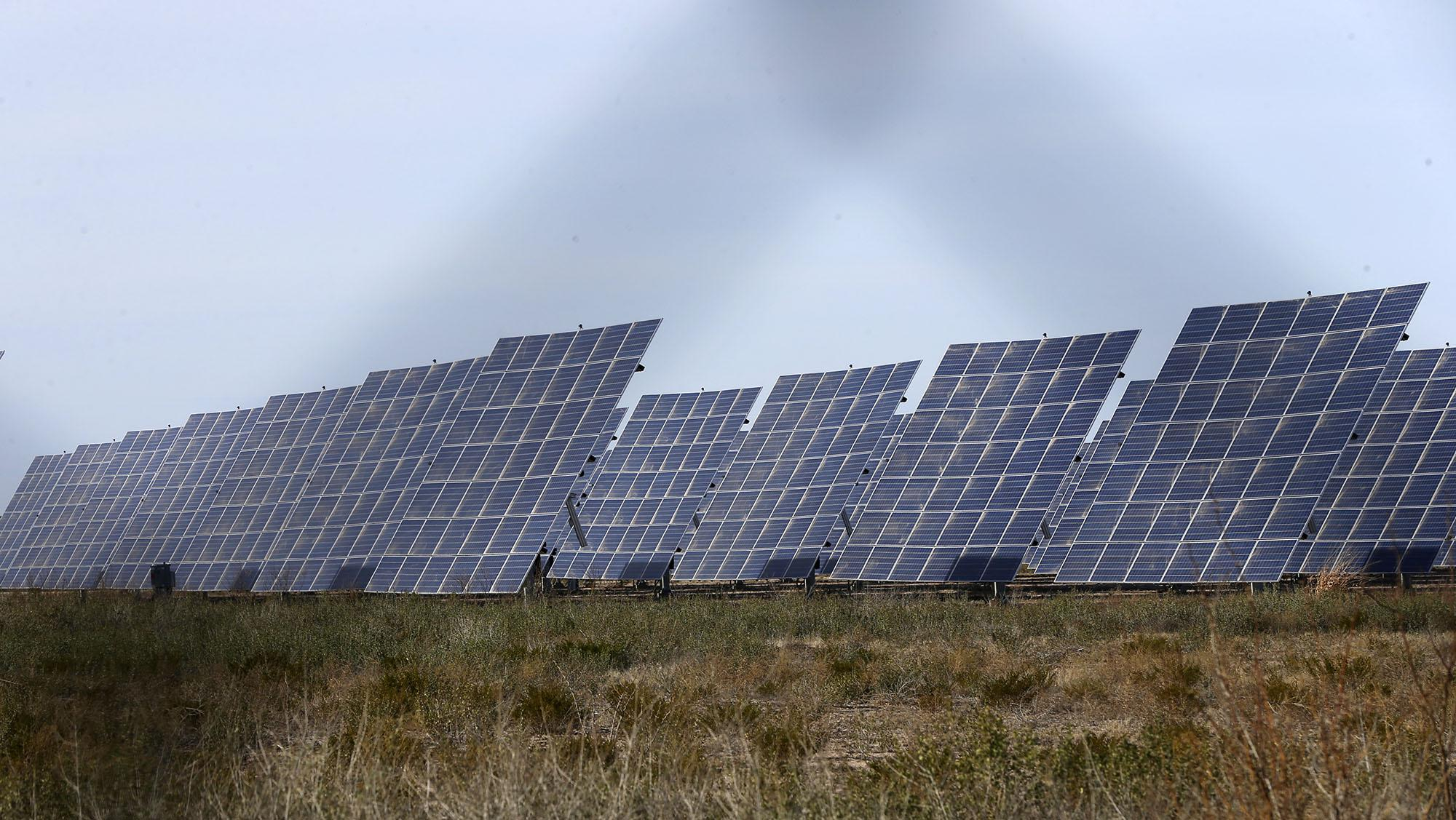 Home-grown electricity will come increasingly from solar panels