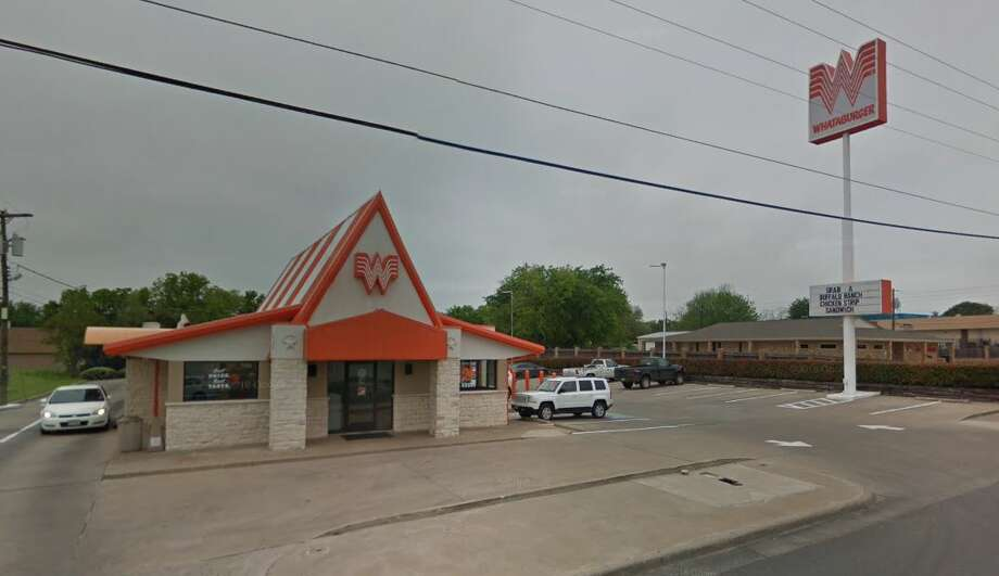 A lawsuit filed in Bexar County claims employees at a Whataburger in Mexia served a 5-year-old girl scalding hot gravy, which gave her second-degree burns. Photo: Google Maps