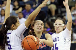 Brandeis' Kaia Herrera was named the girls Express-News Athletes of the Week.