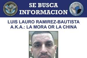 Luis Lauro Ramirez-Bautista, a high-ranking Gulf Cartel member, was arrested Wednesday by Mexican authorities.