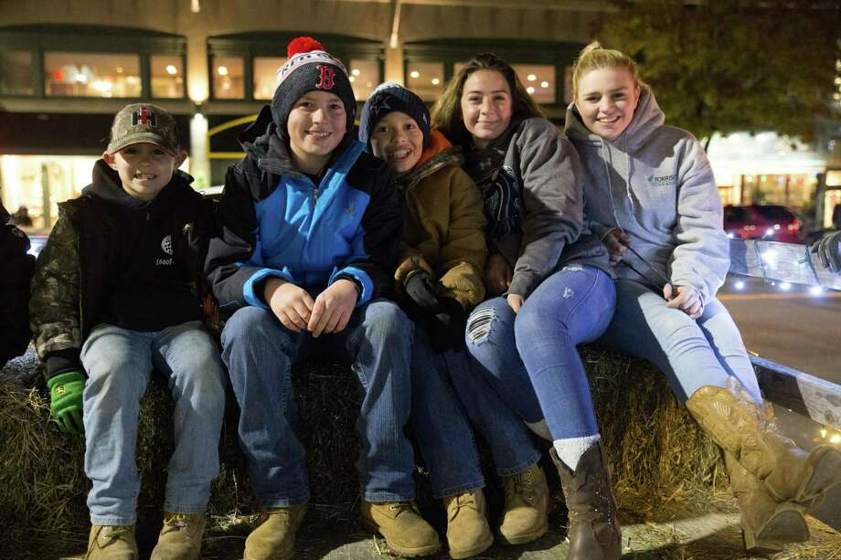 Scores of people enjoyed the festivities, including horse-and-carriage rides, during the 32nd annual Holiday On Main Street in downtown Middletown. Photo: File Photo