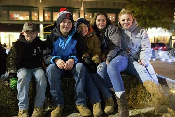 Scores of people enjoyed the festivities, including horse-and-carriage rides, during the 32nd annual Holiday On Main Street in downtown Middletown.
