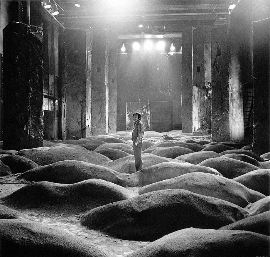 "Andrei Tarkovsky in ""Stalker"" (1979) (Seagull Films)"