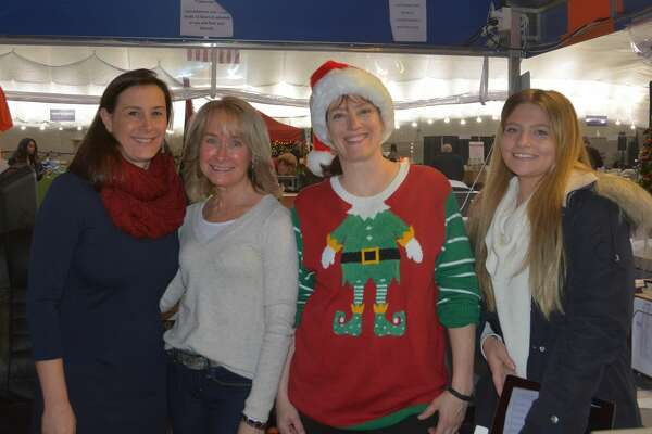 The annual Festival of Trees holiday event was held at the Danbury Sports Dome on November 16 -18, 2018. The Festival of Trees benefits Ann's Place, a non-profit community organization offering support to those affected by cancer. Opening night was a beer festival called Taps and Trees. Guests enjoyed a beer tasting, live music and more. Were you SEEN?
