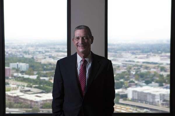 Andrew Baker is the managing partner of Baker Botts.