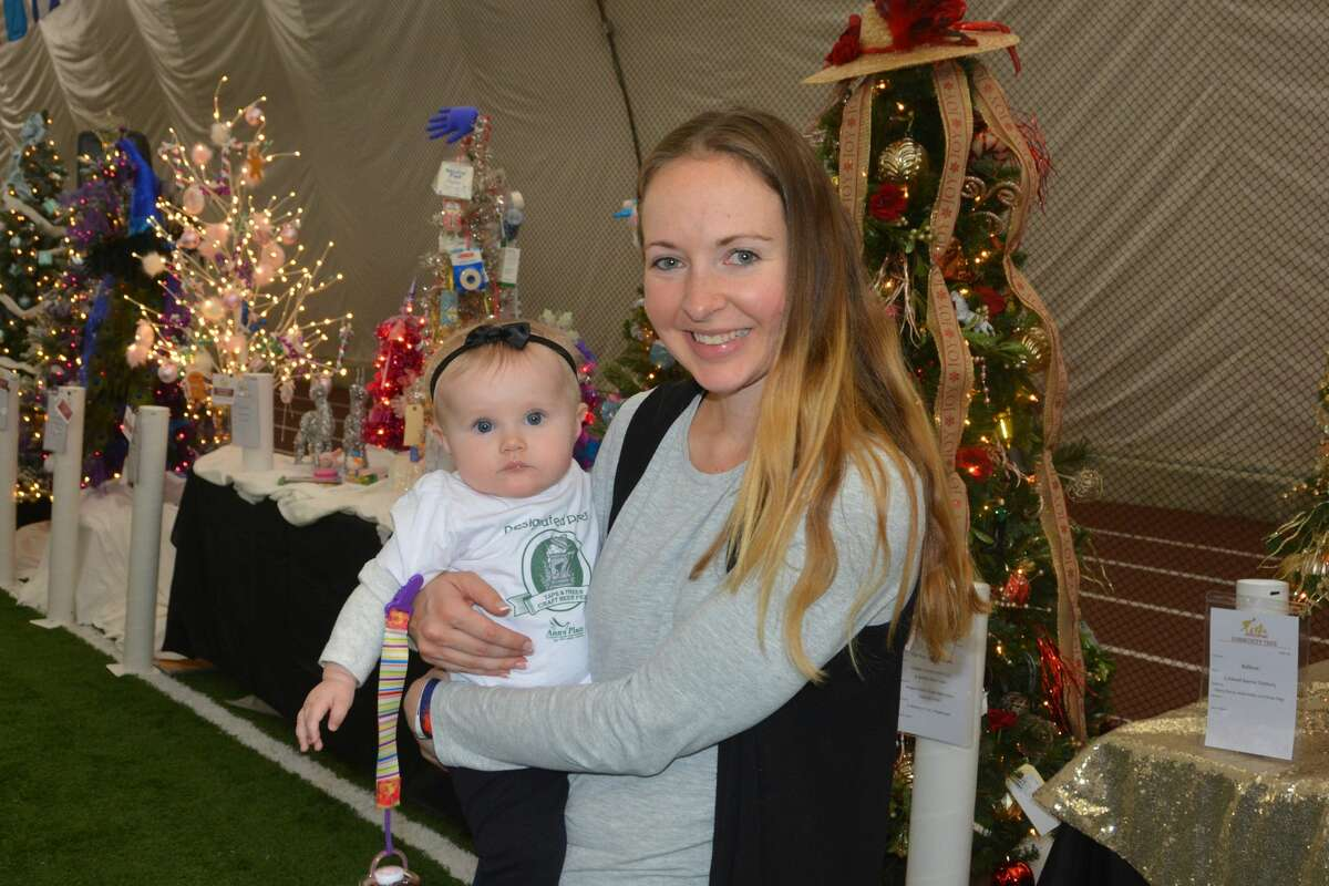 The 17th annual Festival of Trees holiday event will be held at the Danbury Sports Dome all weekend long. Find out more.