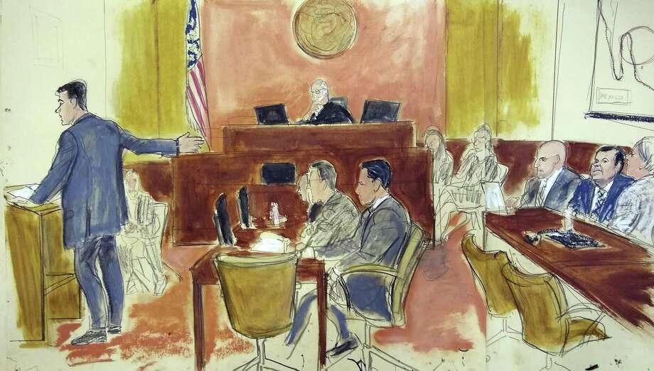 Banos Jurado.Describen Banos De Sangre En Juicio De El Chapo Laredo