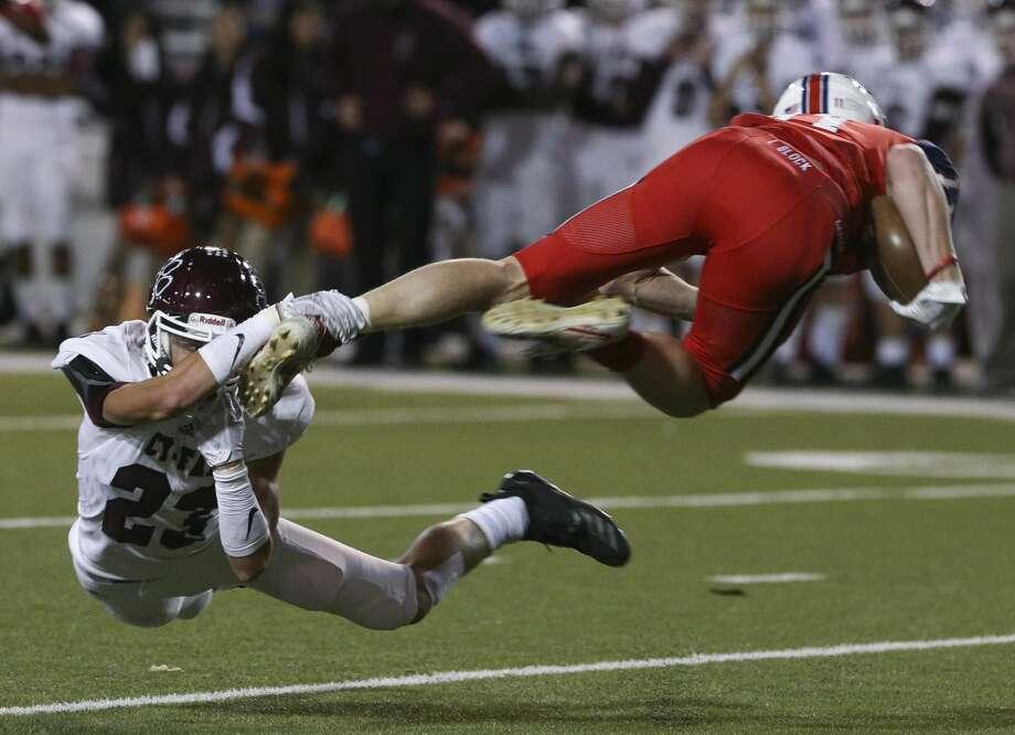 High School Football Playoffs Games To Watch In Area Round