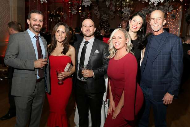 Were you Seen at the St. Peter's Hospital Foundation Twenty Year Anniversary Holiday Kickoff at Franklin Plaza in Troy on Friday, Nov, 16, 2018?