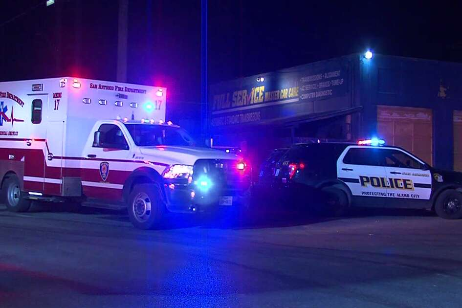 A man was killed inside a San Antonio bar early Saturday in the 1000 block of Patricia.