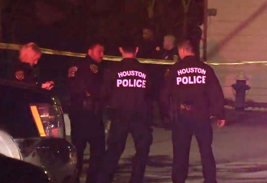 A man was fatally shot in east Houston early Saturday morning after an argument. Photo: Metro Video
