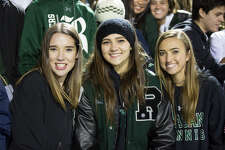 It was one of the biggest upsets of the 2018 high school football season and these Reagan and O'Connor fans were on hand at Farris Stadium Friday night Nov. 16, 2018, to witness the Rattlers triumph and advance.