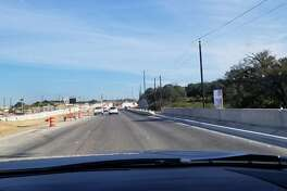 """"""" Hot off the press! We promised to have it fixed by Monday morning but happy to report it's already done. The one-mile #traffic switch on US 281 North is now fully open with three lanes. Sorry for the backups this week - hopefully this will alleviate #congestion. #growingpains pic.twitter.com/pWZspXd2o0 - TxDOT San Antonio (@TxDOTSanAntonio) November 17, 2018 """""""
